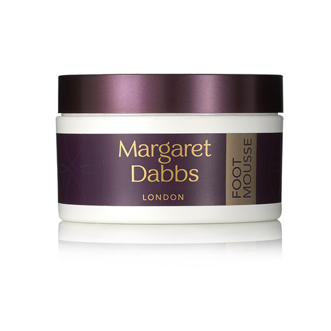 Exfoliating Foot Mousse - Margaret Dabbs London - The Beauty Blazers - Margaret Dabbs London