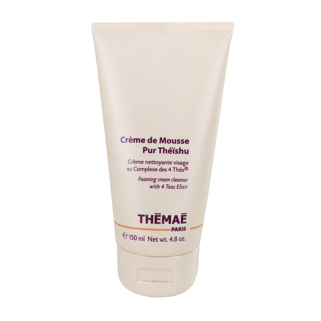 Créme de Mousse Pur Theishu Foaming Cream Cleanser - Themae