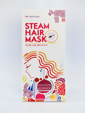 Steam Hair Mask - WizYoung