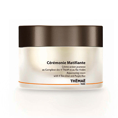 Cérémonie Matifiante - Rejuvenating Cream - Themae