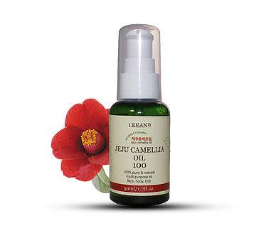 Jeju Camellia Oil - Leeann - The Beauty Blazers - Leeann