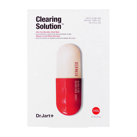 Dermamask Clearing Solution Set - Dr.Jart+