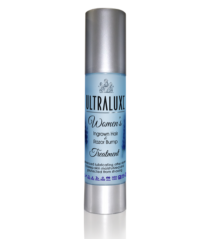 Ingrown Hair and Razor Bump Treatment - UltraLuxe