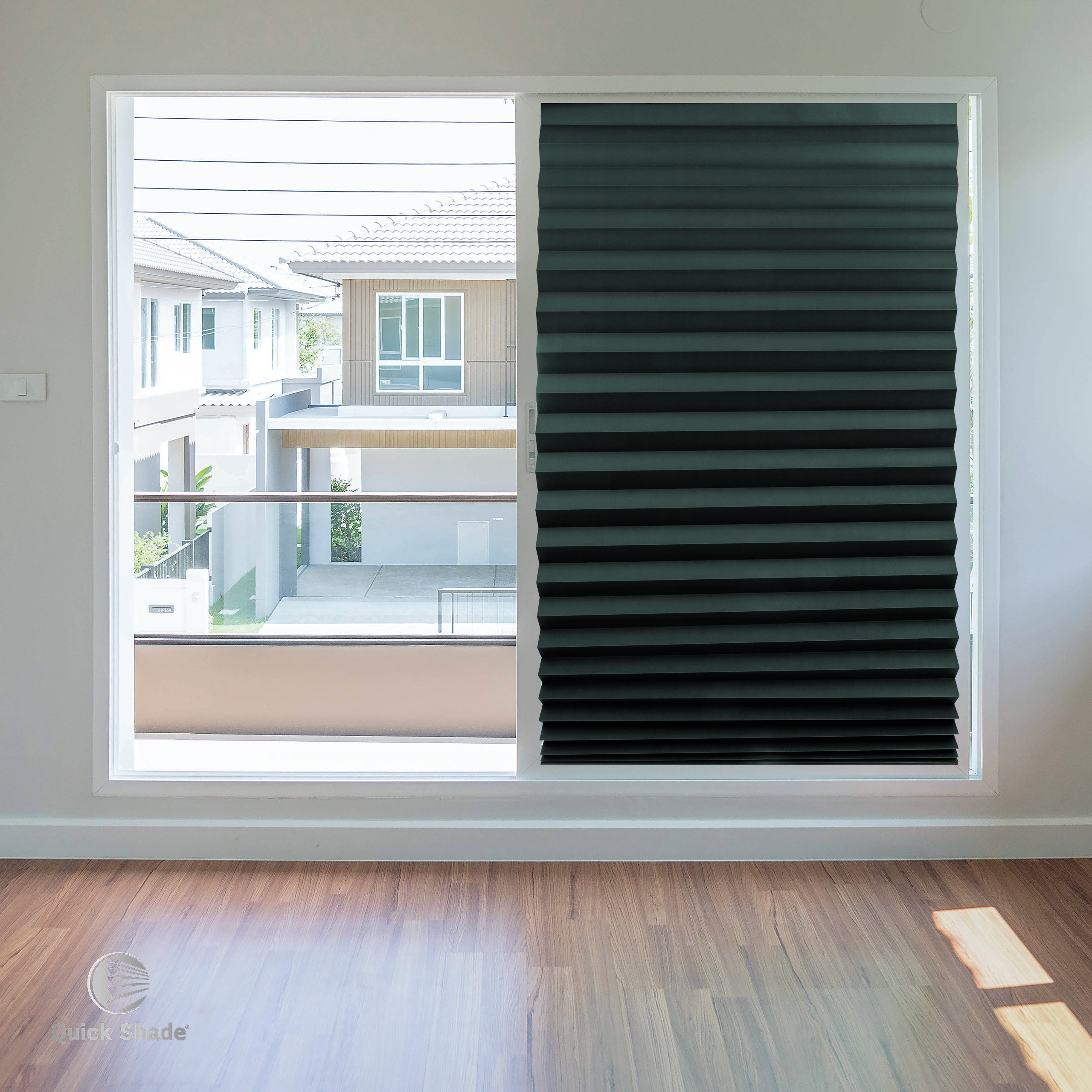 Instant Temporary Blinds Quick Shade
