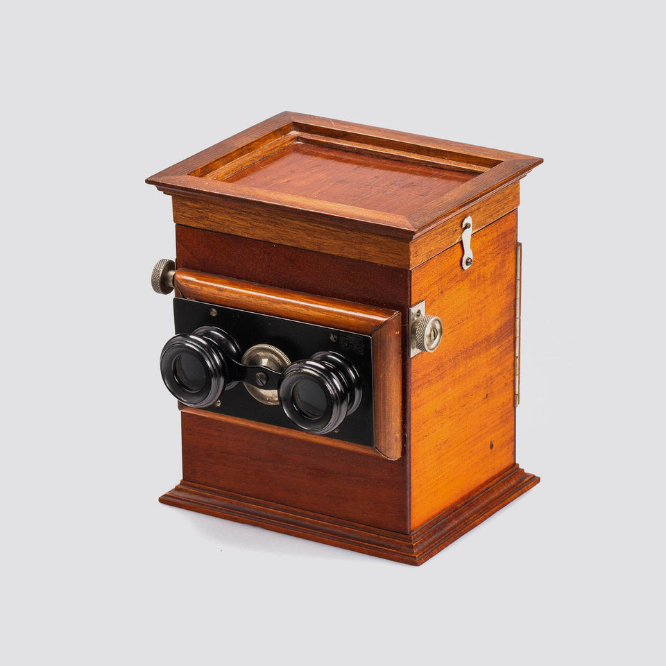 (French) Stereo-Viewer 45x107mm – Vintage Cameras & Lenses – Coeln Cameras