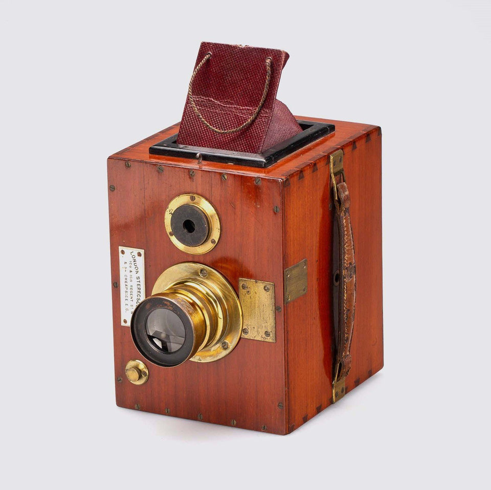 London Stereoscopic Co./Francais, Paris, Artist Hand Camera – Vintage Cameras & Lenses – Coeln Cameras
