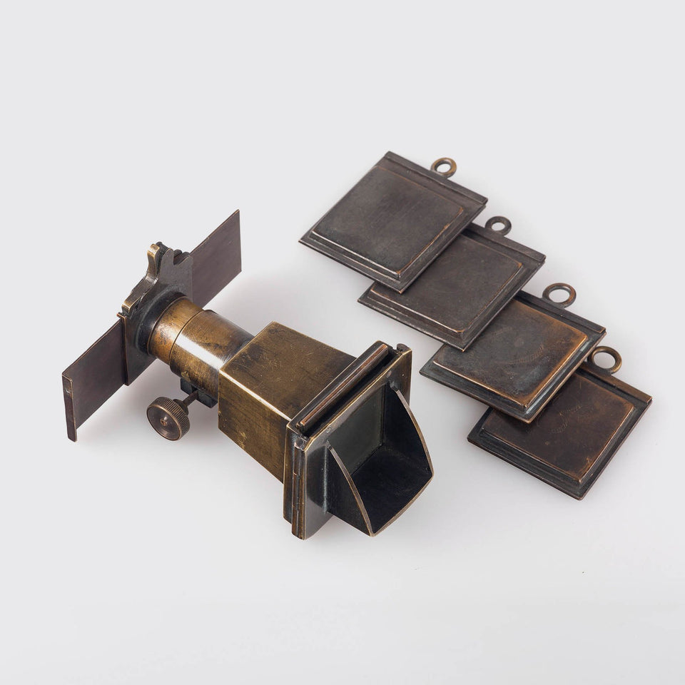 Marion & Company Ltd. Metal Miniature Camera
