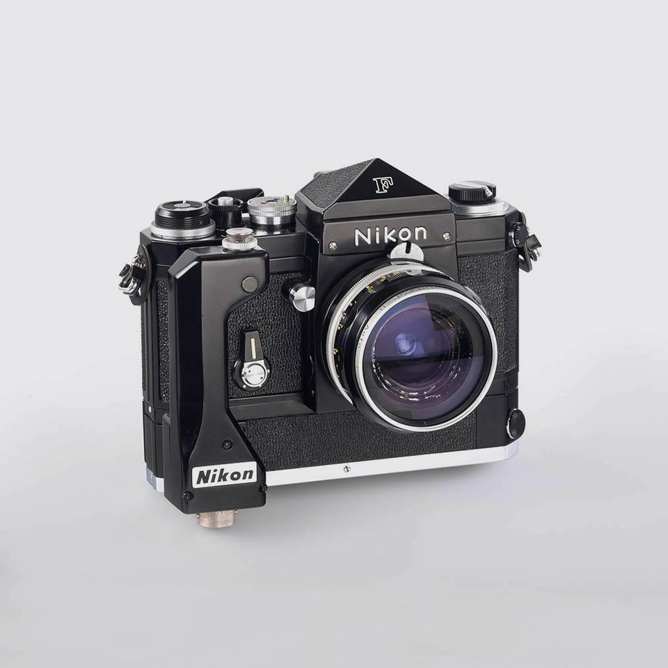 Nikon F High Speed – Vintage Cameras & Lenses – Coeln Cameras