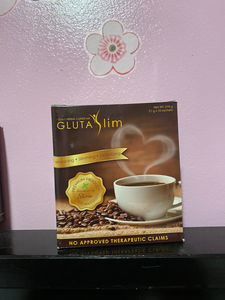 Gluta Slim Coffee. 22 - in -1 Herbal Coffee Mix . USA SELLER