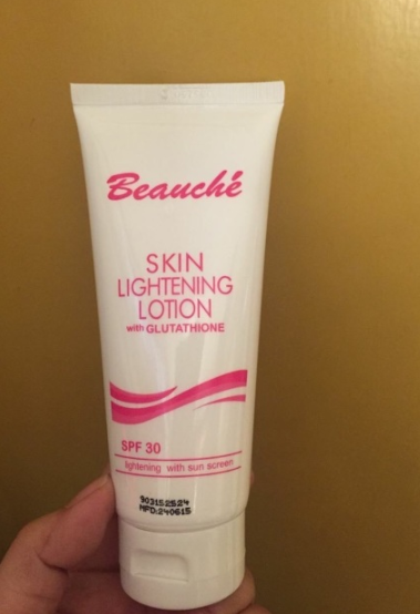 skin lightening lotion