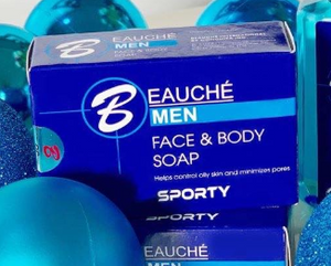 men face and body soap