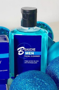 men facial cleanser
