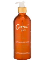 Carrot Glow Intense Toning Beauty Milk
