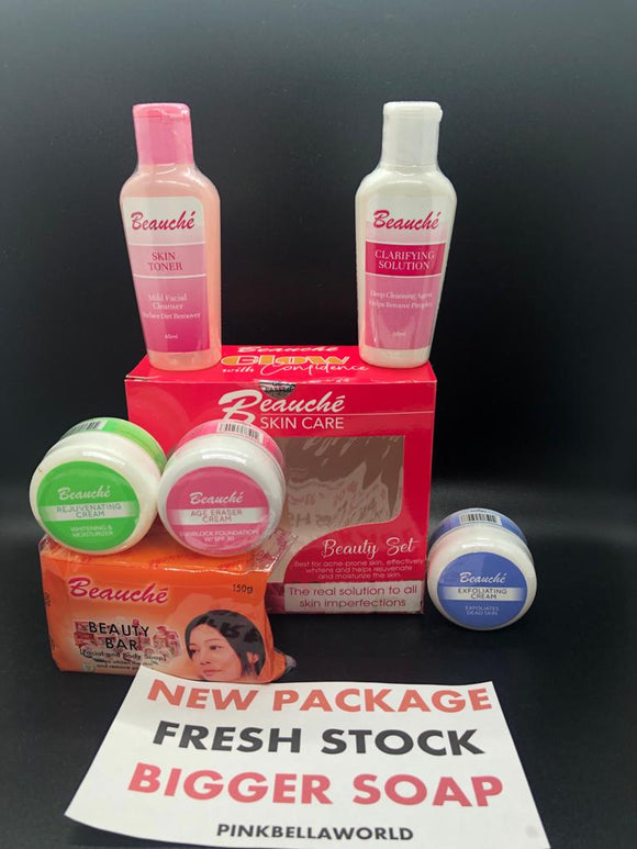 Beauche International Beauty Set