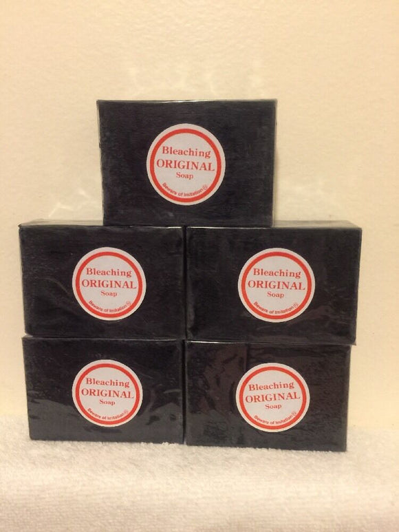 5 pack of licorice soap