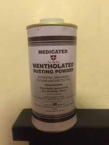 Medicated Mentholated Dusting Powder 200g Cussons