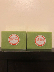 guava soap 5 pack