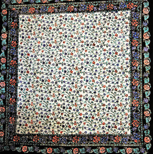 "Square Tablecloth 56"" x 56"""