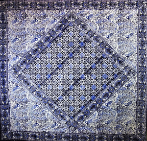 "Square Tablecloth 64"" x 64"""