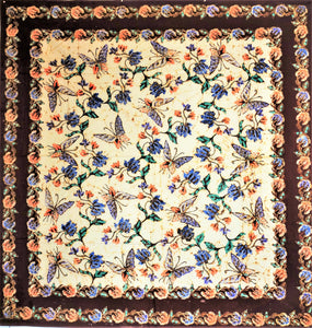 "Square Table cloth 44"" x 44"""