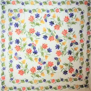 "Square Tablecloth 44"" x 44"""