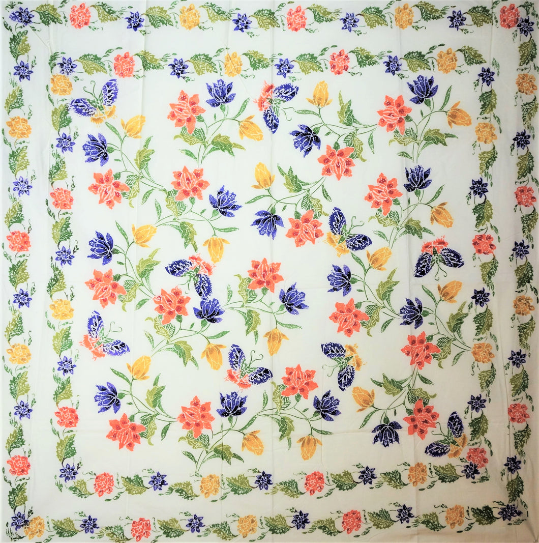 Square Tablecloth 44