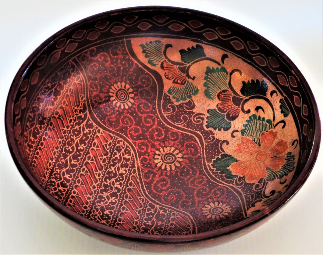 Wooden Bowl 12