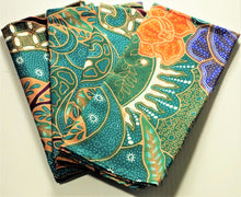 "Load image into Gallery viewer, Table napkins 19"" x 19""    Set of 4"