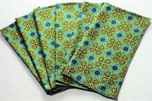 "Load image into Gallery viewer, Table Napkins 10"" x 10""  Set of 6"