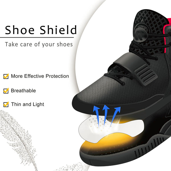 1 Pair Sneaker Anti-Crease, Anti-Wrinkle Shoe Shields