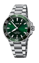 Load image into Gallery viewer, ORIS AQUIS DATE / 01 733 7766 4157-07 8 22 05PEB