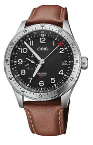 ORIS BIG CROWN PROPILOT TIMER GMT / 01 748 7756 4064-07 5 22 07LC