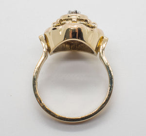 18K ANTIC Ring