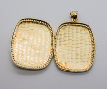 Load image into Gallery viewer, 14K LOCKET Pendant