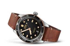 ORIS DIVERS SIXTY-FIVE / 01 733 7707 4354-07 5 20 45