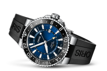 Load image into Gallery viewer, ORIS AQUIS GMT DATE / 01 798 7754 4135-07 4 24 64EB