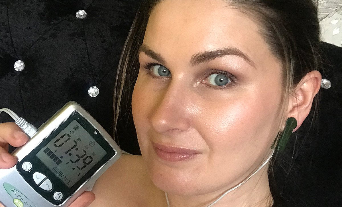 Suffering from anxiety? Here's how this device is helping Danielle