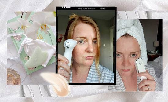 A speedy lunchtime facial to erase signs of ageing