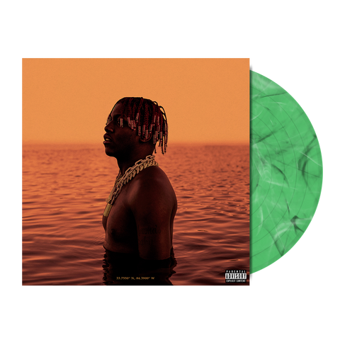 Lil Boat Limited Edition LP