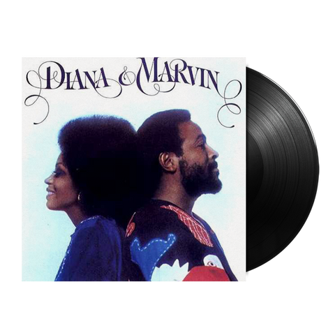 Diana & Marvin (Back to Black) LP