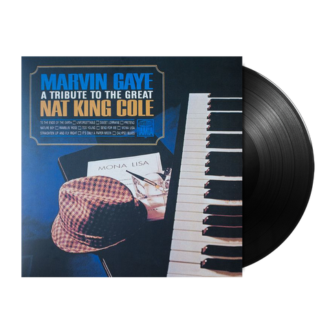 A Tribute To The Great Nat King Cole LP