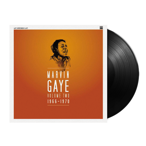 Marvin Gaye Volume Two: 1966-1970 LP Box Set