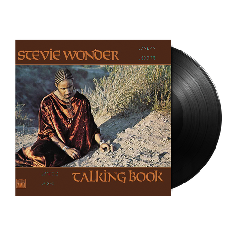 Talking Book LP