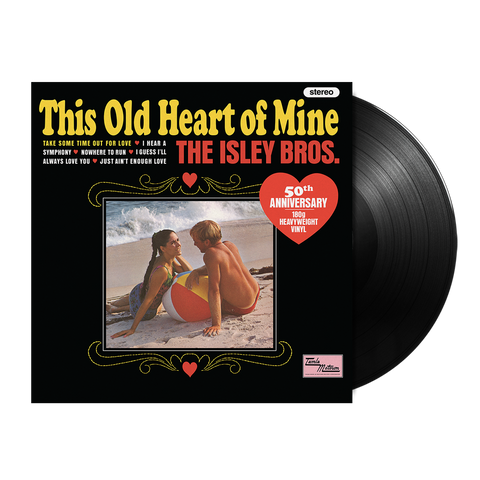 This Old Heart Of Mine LP