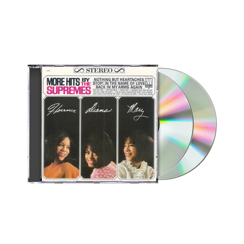 More Hits By The Supremes  Expanded Edition  2CD