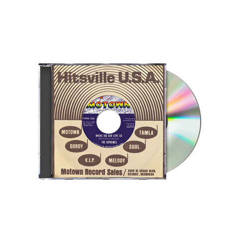THE COMPLETE MOTOWN SINGLES VOLUME 4: 1964 CD BOX SET