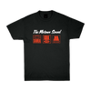 The Motown Sound Black T-Shirt
