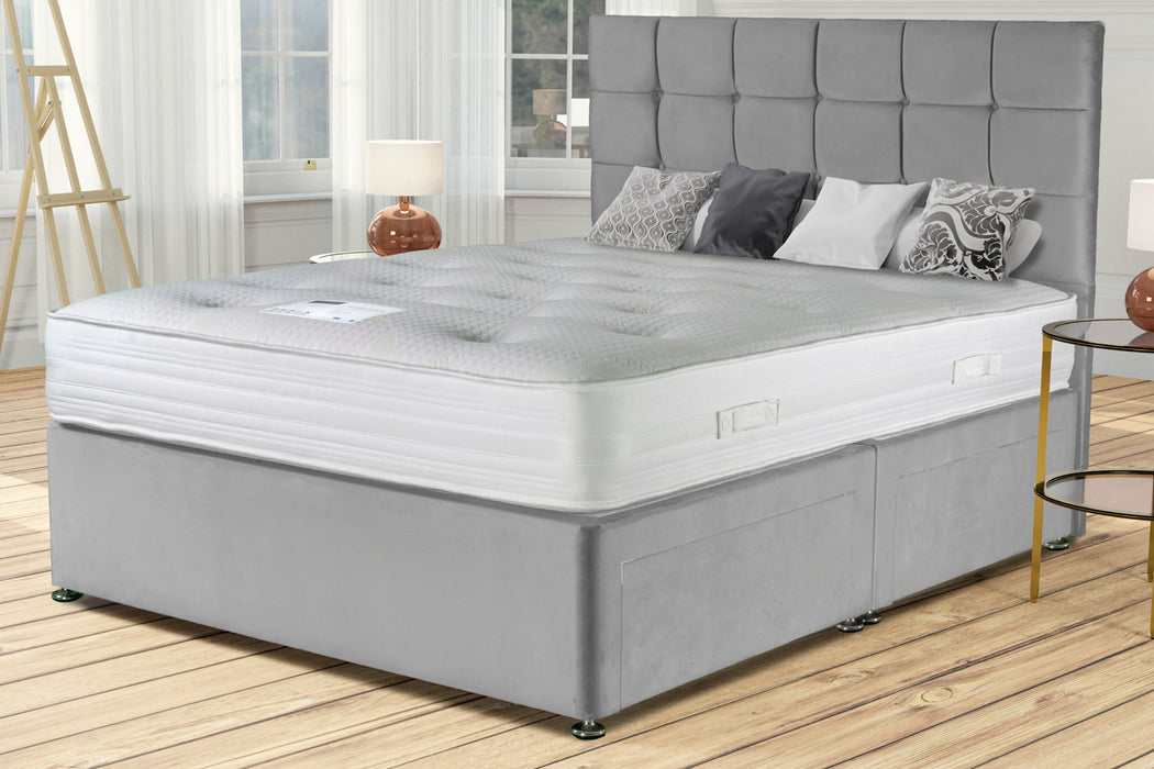 Grosvenor Serenity Pocketed Sprung 1000 Divan Set