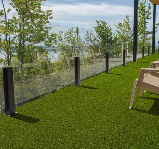 Verbena Artificial Grass - Heat & UV Resistant - Thick Pile - Rickwood Flooring Furniture Blinds