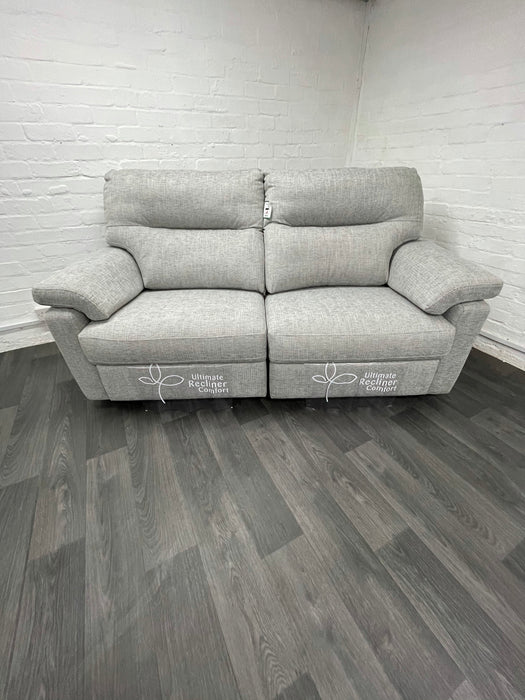 Laura Ashley 3 Seater power recliner sofa